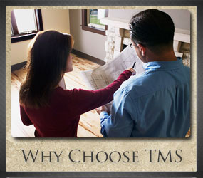 Why Choose TMS - Houston Kitchen Remodeling